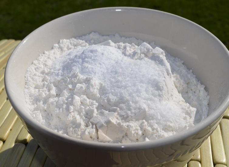 baking soda and salt